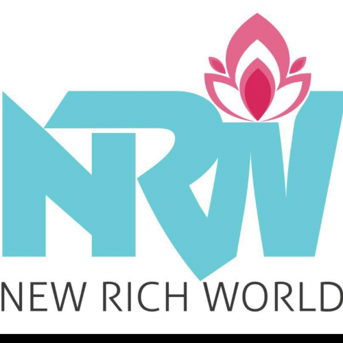Company Logo For New Rich World'