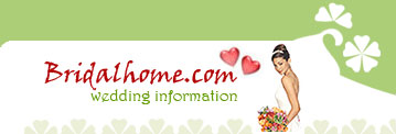 Logo for Bridalhome.com'