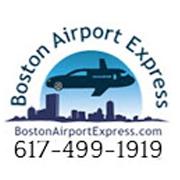Company Logo For Boston Airport Express'