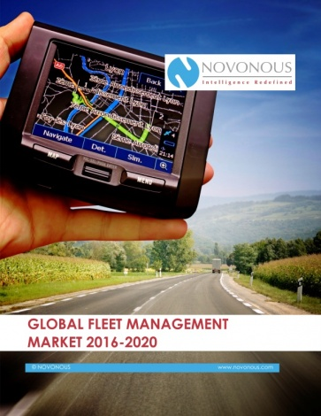 Global Fleet Management Market 2016 - 2020'