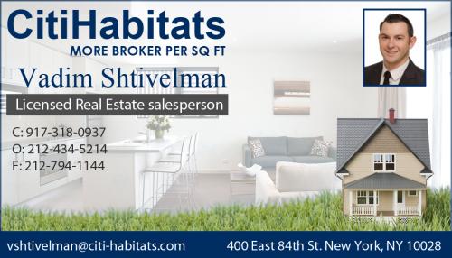 Citi Habitats'