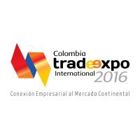 Colombia Trade Expo 2016 Logo