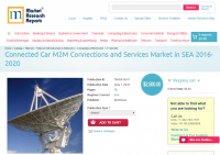Connected Car M2M Connections and Services Market in SEA