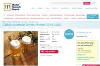 Global Alcoholic Drinks Market 2016 - 2020