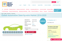 Global Automotive Steer-by-wire Market 2016 - 2020