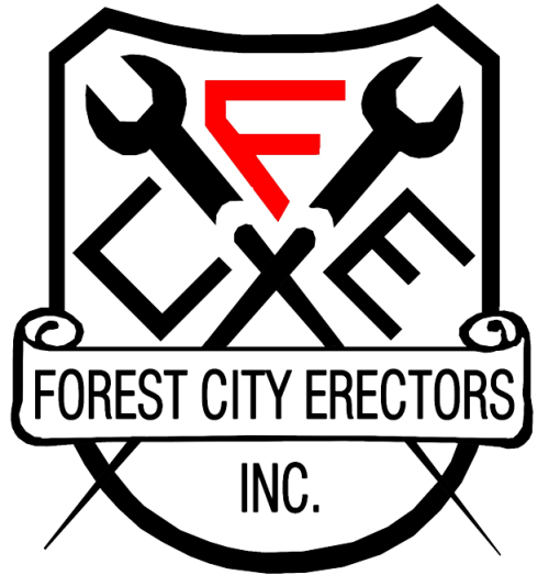 Company Logo For Forest City Erectors, Inc.'