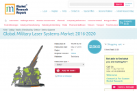 Global Military Laser Systems Market 2016 - 2020