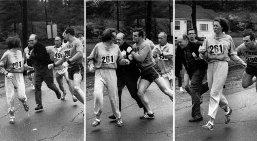 Boston Marathon'
