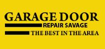 Company Logo For Garage Door Repair Savage'