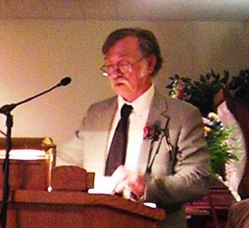 Rev Dr David Stembaugh DD Universal Life Church World Headqu'
