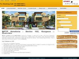 Logo for Bptp Amstoria Gurgaon : Bptp Amstoria : Amstoria Gu'