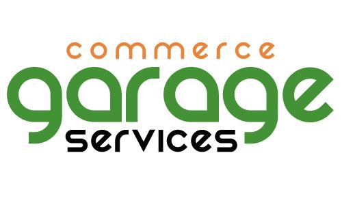 Company Logo For Garage Door Repair Commerce'