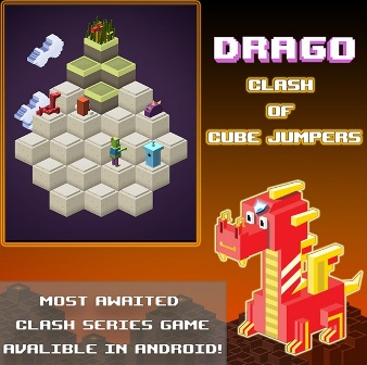 Drago: Clash Of Cube Jump'