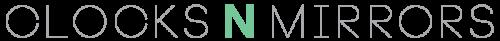 Company Logo For ClocksNMirrors.com'