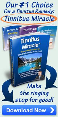Tinnitus Miracle Logo