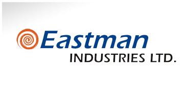 Logo for Eastman Industries Ltd'