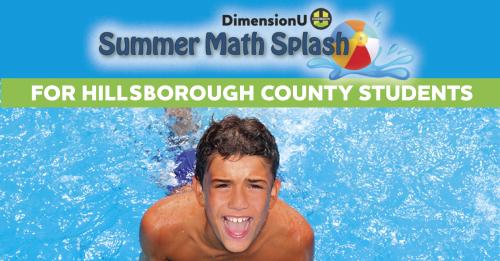 2016 Summer Math Splash'