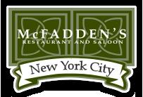 Company Logo For McFadden's Saloon NYC'