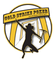 Logo for Gold Strike Poker'