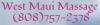 Company Logo For West Maui Massage'