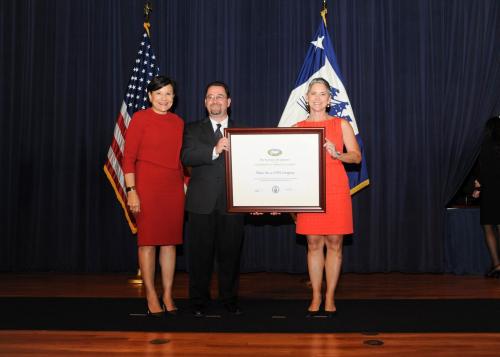 """Balco, Inc. receives the President's """"E&qu'"""