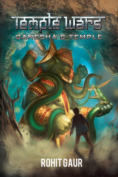 Temple Wars Ganesha's Temple by Rohit Gaur'