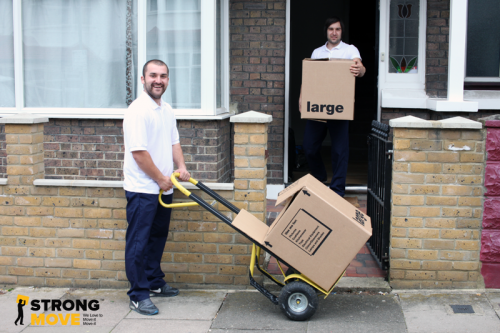 Removals London'