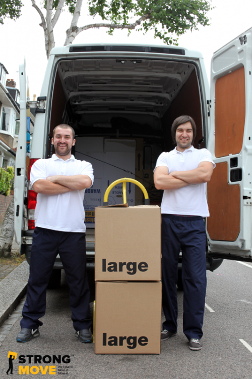 Home Removals London'