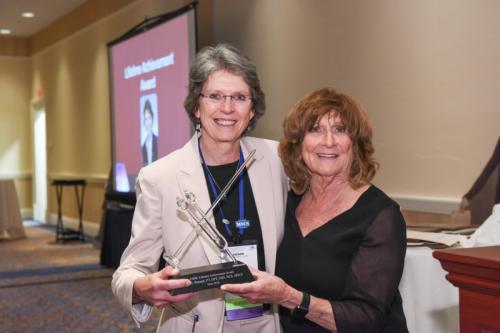 Susan E. Bennett, CMSC Lifetime Achievement Award'