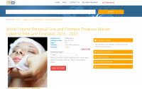 World Organic Personal Care and Cosmetic Products Market