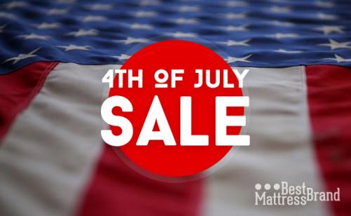 4th of July Mattress Sales Previewed by Best Mattress Brand'
