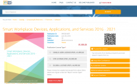 Smart Workplace: Devices, Applications, and Services