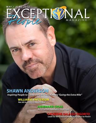 Shawn Anderson: The Extra Mile Man'