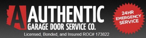 A Authentic Garage Door Service Company'