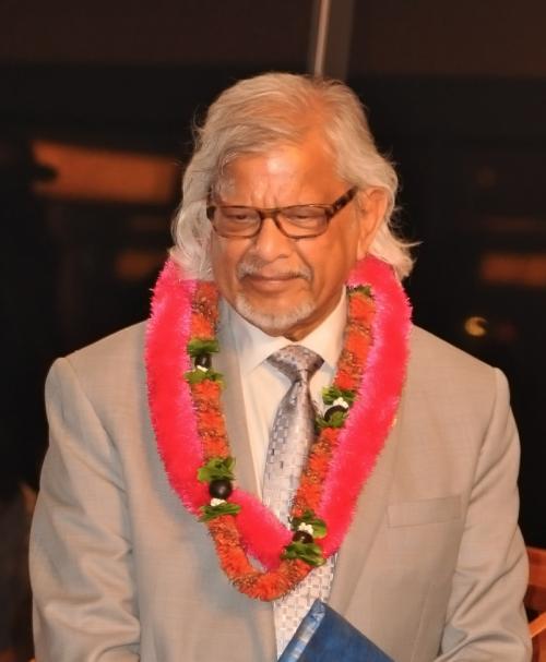 Dr. Arun Gandhi'