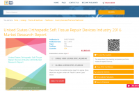 United States Orthopedic Soft Tissue Repair Devices Industry