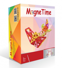 MagneTime Club Magnetic Building Block