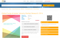 Global Surge Arrester Industry Market Research 2016