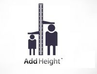 Add Height Logo