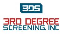 3rd Degree Screening, Inc. Logo
