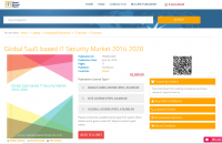 Global SaaS-based IT Security Market 2016 - 2020