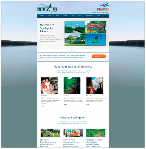 Shelbyville Illinois Website'