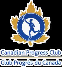 Canadian Progress Club - Calgary Bow River Logo