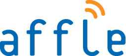 Logo for Affle'