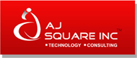Logo for AJ Square Inc'