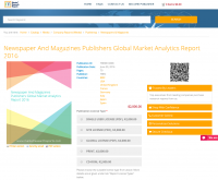 Newspaper And Magazines Publishers Global Market Analytics