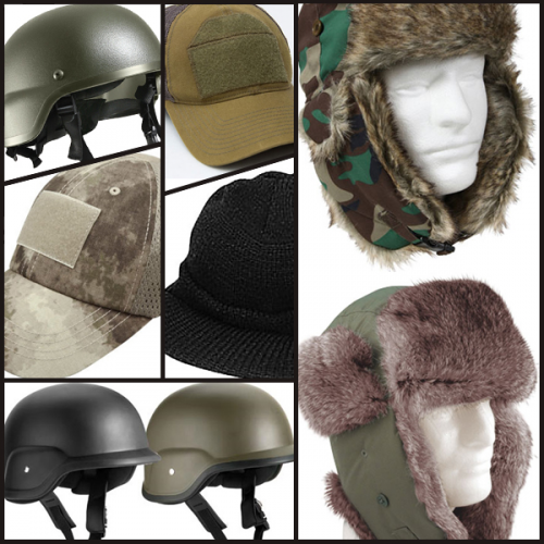 Afmo.com collection of tactical caps and headwear line desig'