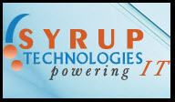 Logo for Syrup Technologies'