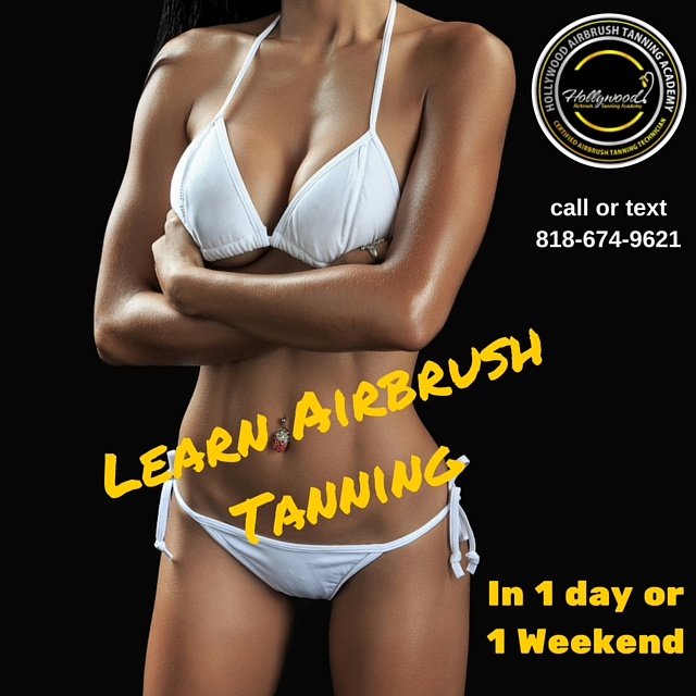 Learn Airbrush Tanning