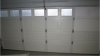 garage door insullation pannel installed'